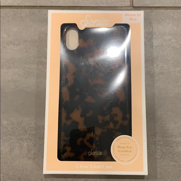 Sonix Tortoise Shell iPhone XS MAX Case